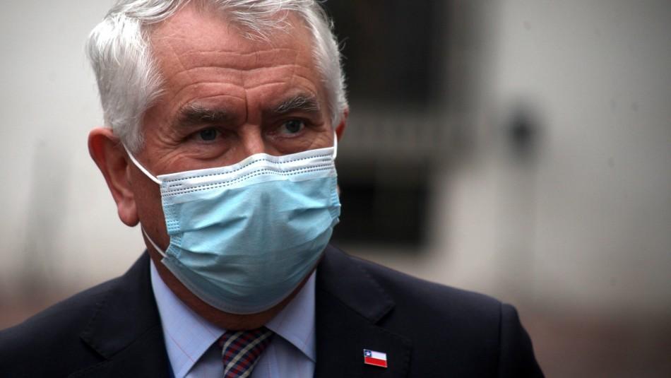 Paris y admisibilidad de querella contra Piñera, Mañalich y subsecretarios: