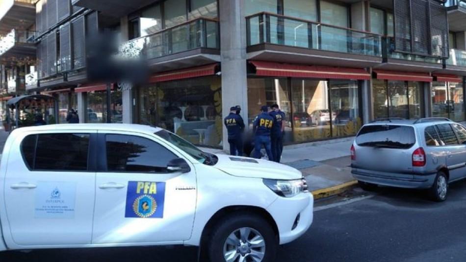 Mujer policía ejecutó a delincuente que intentaba robarle en Argentina