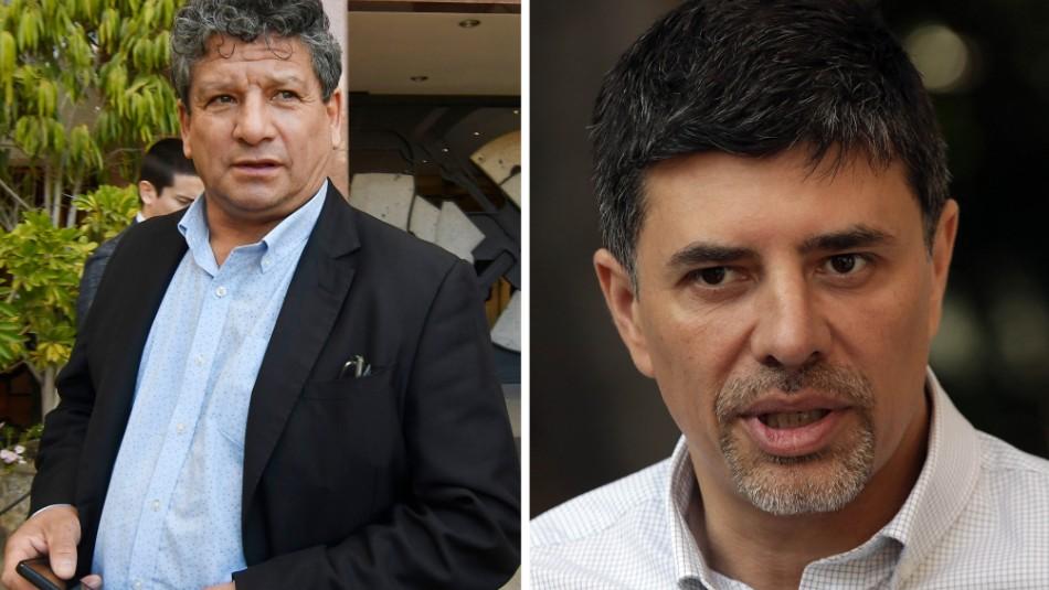 Con garabatos incluidos: La respuesta del diputado René Alinco a Marcelo Díaz
