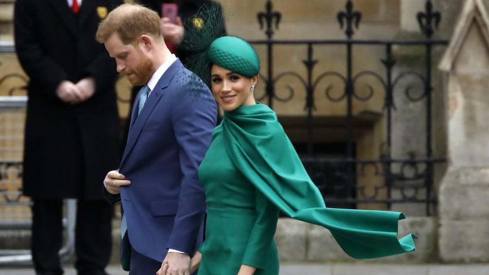 Meghan Markle y Príncipe Harry en la mira.