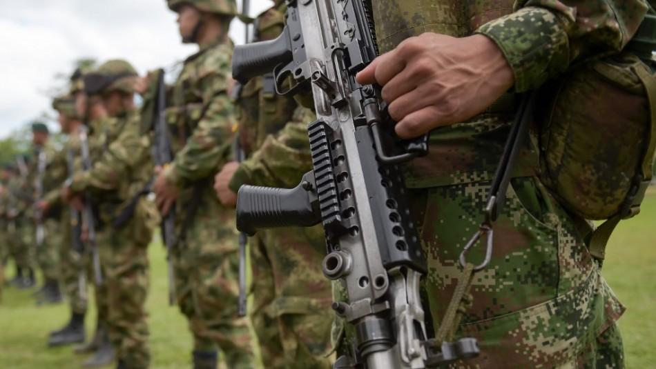 Militares colombianos están implicados en violación sexual en contra de niña indígena