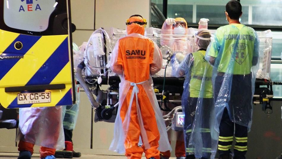 Balance Minsal: Chile bordea los 5.000 muertos por coronavirus