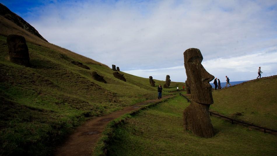 Estudiantes de Rapa Nui serán los primeros en volver a clases presenciales en medio de la pandemia