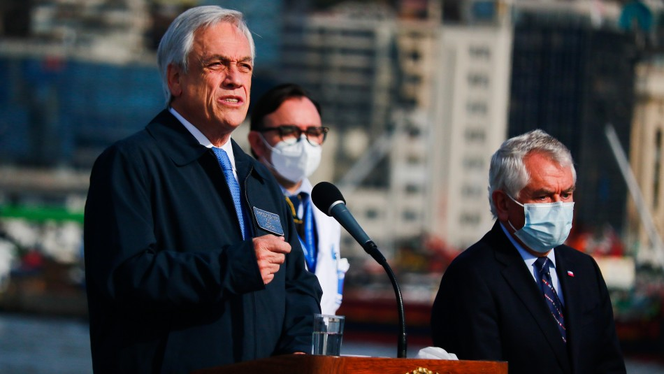 Piñera por coronavirus: