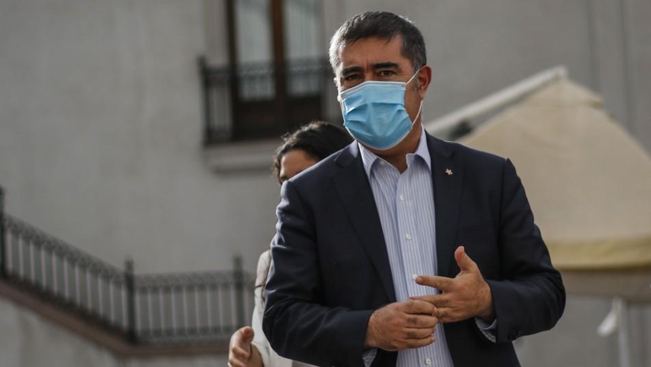 Desbordes responde a críticas de Larraín por su gestión en RN: