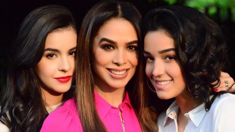 La última foto de Biby Gaytán y sus hijas que impacta a sus admiradores: Parecen
