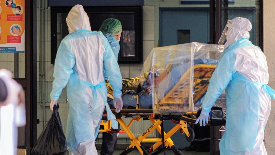 Coronavirus en Chile: Minsal reporta 165 nuevos muertos y cifra de contagiados supera los 260 mil