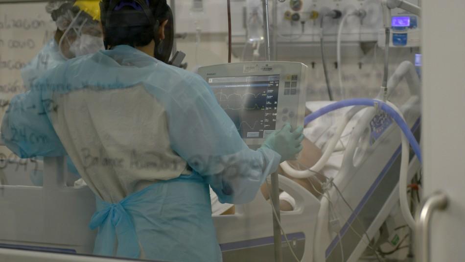 Doctor Ugarte por 'leve mejoría': Creer que se controló la pandemia