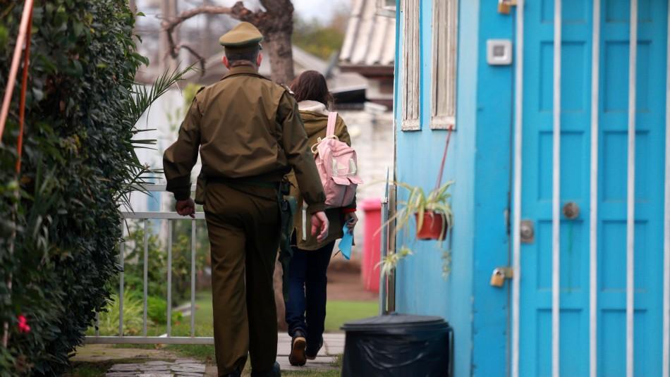 Detienen a sostenedora de jardín y a representante de Fruna por funcionamiento ilegal en Maipú
