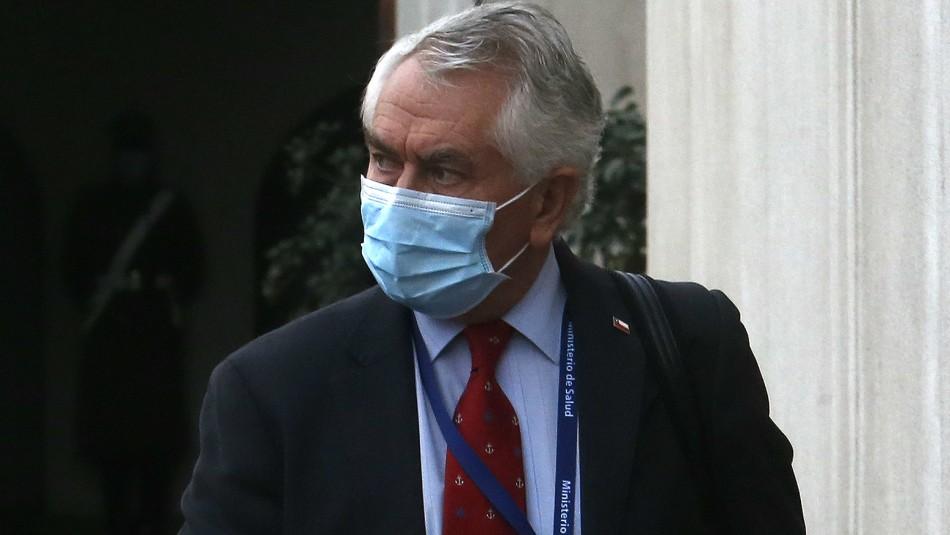 Ministro Paris cita a Bonvallet en la lucha contra el coronavirus: