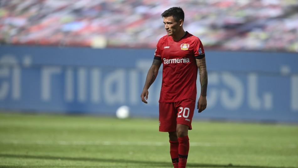 No le alcanzó para meterse en Champions: Leverkusen de Aránguiz termina la Bundesliga con un triunfo
