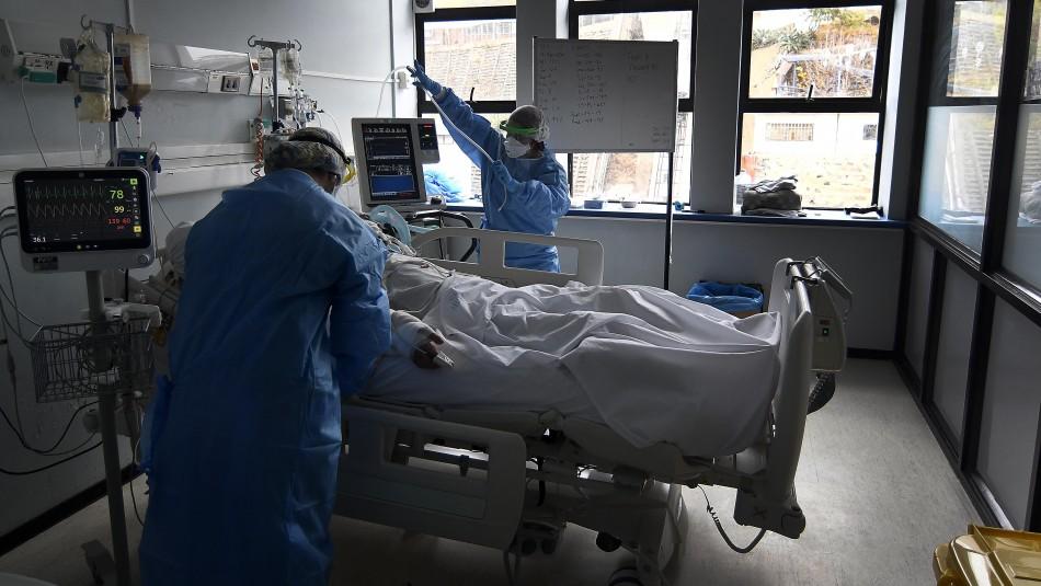 Balance por coronavirus: Se registran más de 4.400 contagios y 279 muertes en las últimas 24 horas en Chile