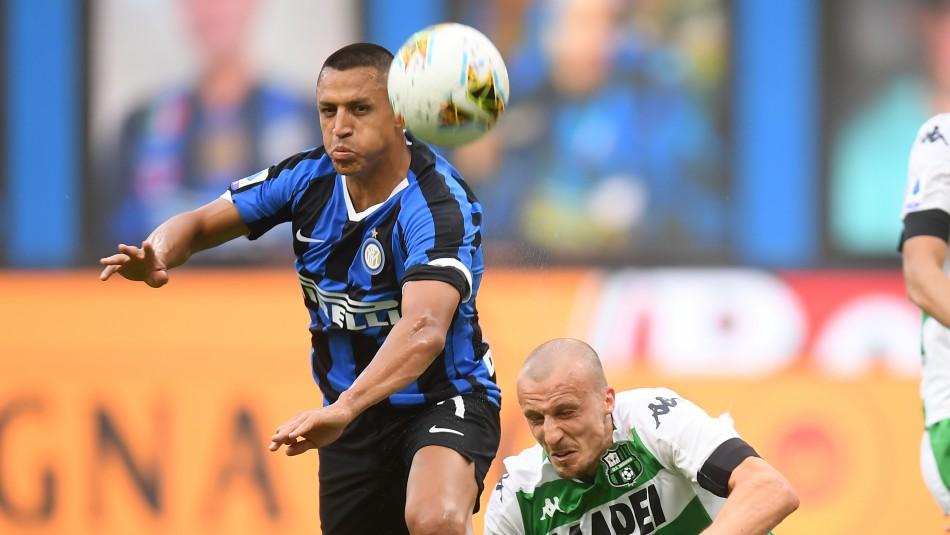 DT del Manchester United confirma que Alexis Sánchez seguirá en el Inter hasta el final de la temporada