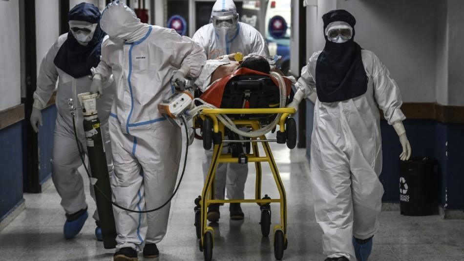 OMS afirma que la pandemia de coronavirus