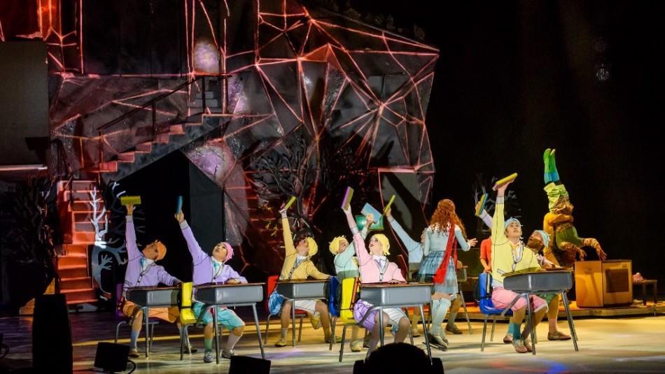 Cirque du Soleil pide protección judicial para reestructurarse debido a los efectos del coronavirus