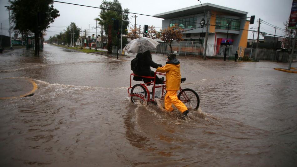 Informe meteorológico de Jaime Leyton: Lluvias vuelven el miércoles y el sábado a la capital