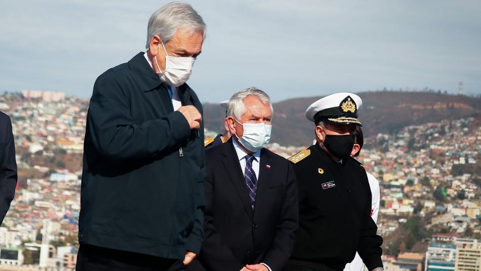 Paris tras visita de Piñera a tienda de vinos: