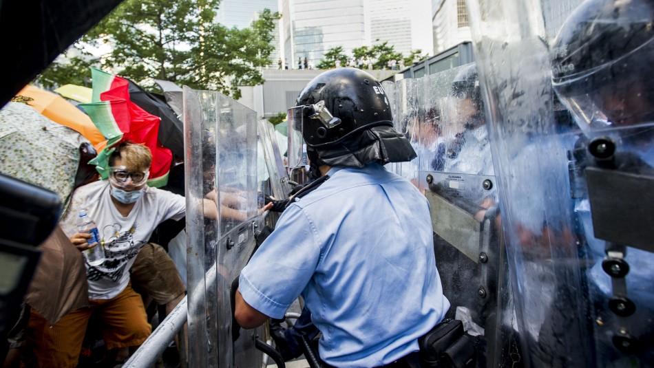 Nueva ley de Hong Kong prevé cadena perpetua por crímenes contra la seguridad nacional
