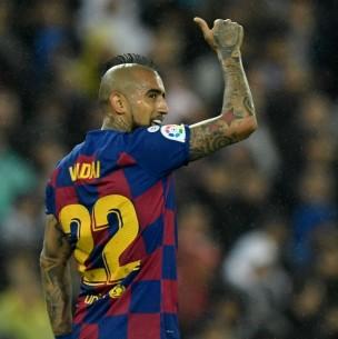 Sigue el partido Villarreal vs. Barcelona por la fecha 34 de la Liga Española: Arturo Vidal es titular