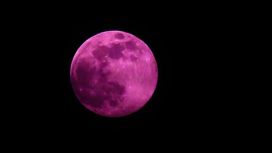 Eclipse Lunar Penumbral 5 de julio.