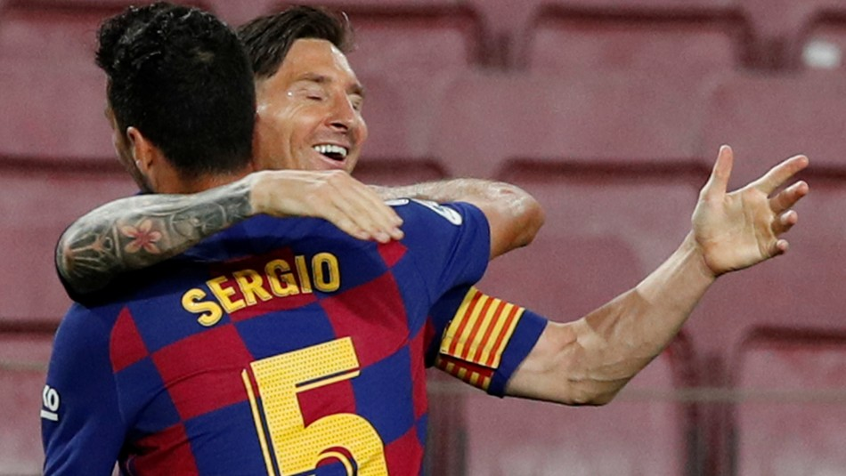 Lionel Messi llegó a los 700 goles en su carrera.
