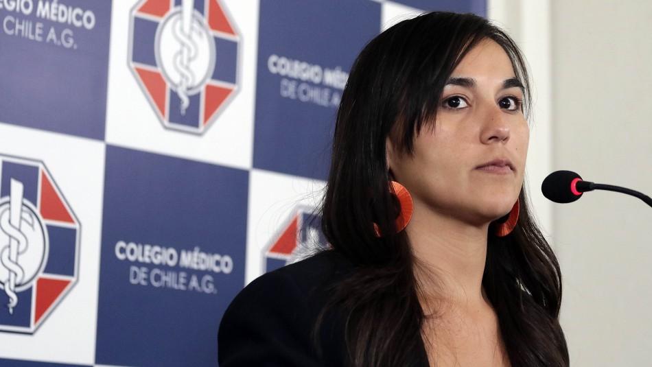 Colmed y denuncia de Carabineros contra hospital de Melipilla: