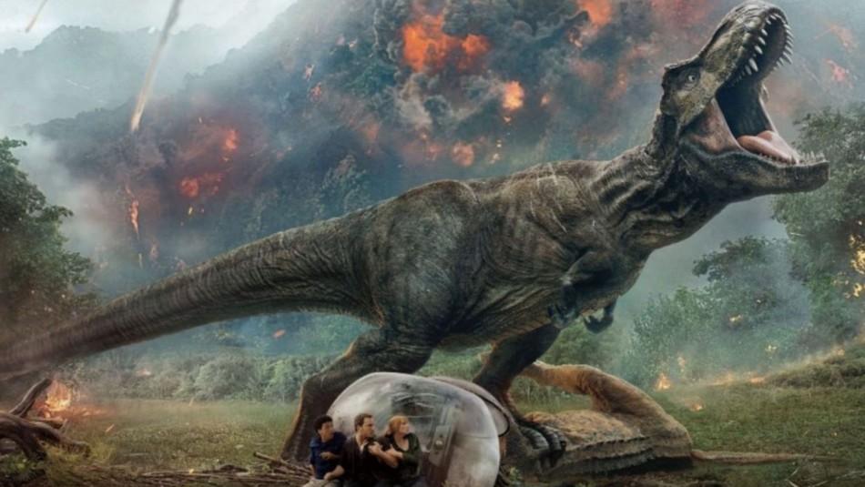 Jurassic World En Google Como Ver Los Dinosaurios De La Pelicula En Realidad Aumentada Desde Tu Casa Meganoticias Eso hace que los dinosaurios no se extingan y que por lo tanto, convivan con los humanos. jurassic world en google como ver los