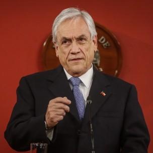 Centro de salud desmiente que Piñera tenga un daño derivado de agnosia