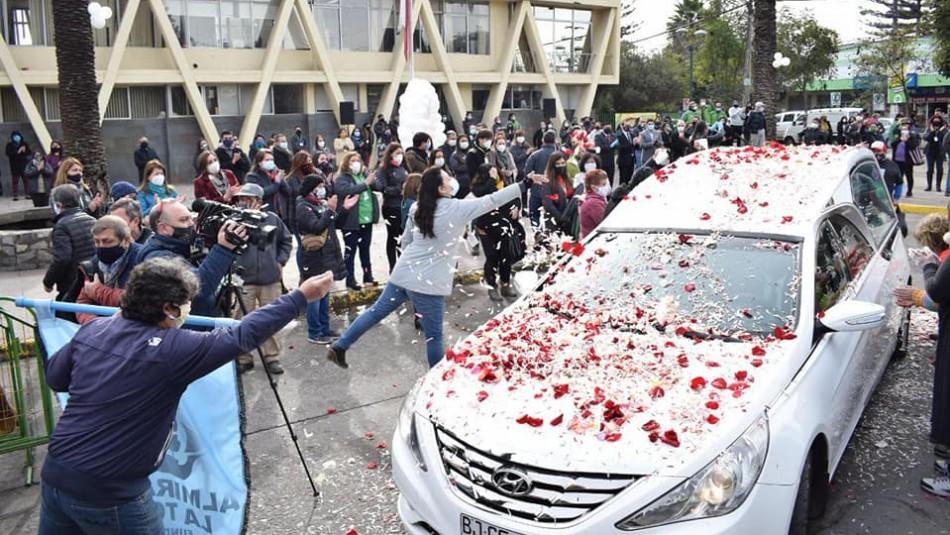 Polémica por masivo funeral de concejal de Peñaflor que falleció por coronavirus