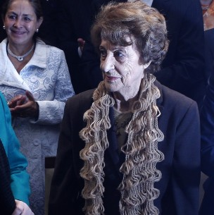 Muere Ángela Jeria, madre de la expresidenta Michelle Bachelet