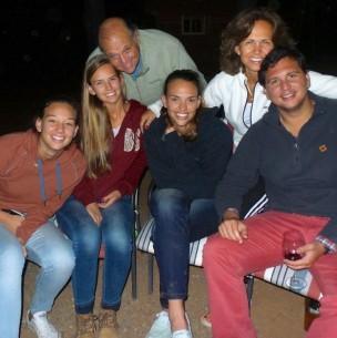 Los pilares de Christiane Endler: La familia que es clave en la exitosa carrera de la capitana de la Roja