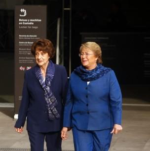 FACh lamenta muerte de Ángela Jeria y envía condolencias a la familia de Bachelet