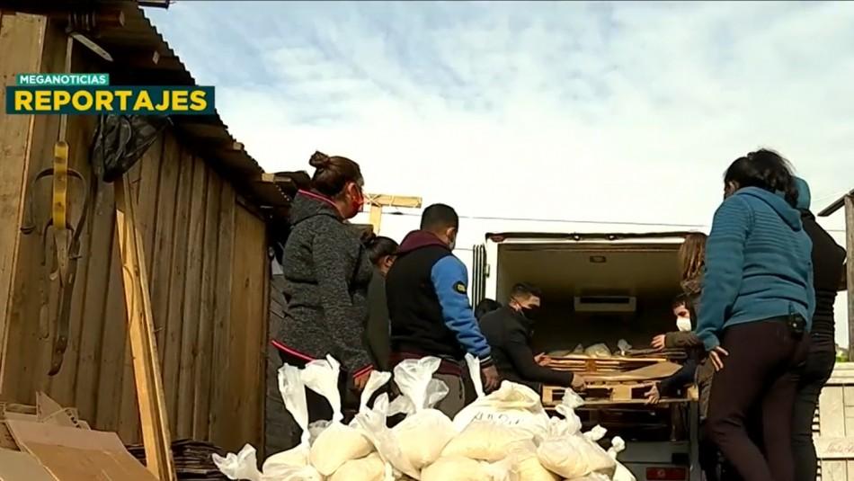 Cadena de favores: Chilenos mejorando la vida de otros