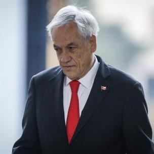 Cadem: Aprobación de Piñera llega a su punto más bajo desde comienzos de abril