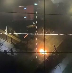 Se registran barricadas y manifestaciones en distintos puntos de la Región Metropolitana