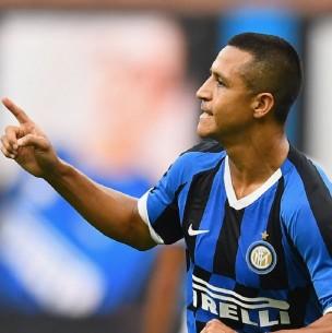 Sigue el duelo de chilenos en Italia: Inter de Alexis Sánchez recibe al Bologna de Gary Medel