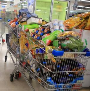 Revisa los horarios de los supermercados este fin de semana