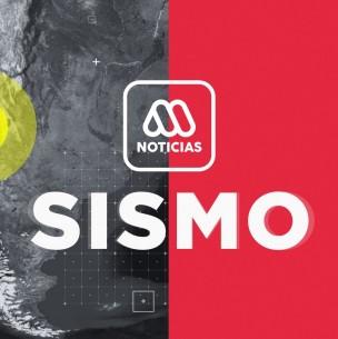 Sismo se percibe en el extremo norte del país