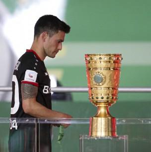 Aránguiz se queda sin el título: Leverkusen pierde ante Bayern Münich en final de la Copa de Alemania