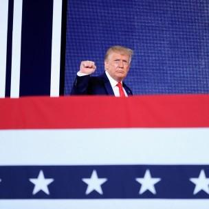 El coronavirus, las protestas y el duro tono de Donald Trump ensombrecen el fin de semana del 4 de Julio