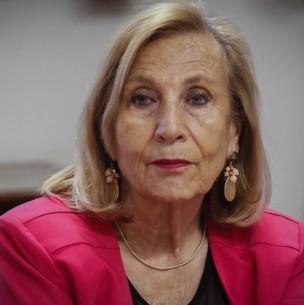 Exministra de Salud Helia Molina: