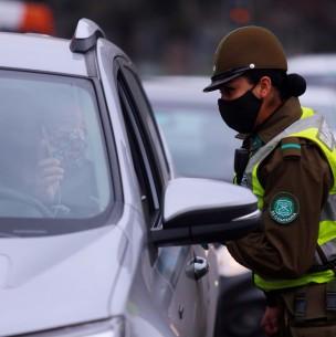 Carabineros informa que se emitieron más de 670 mil permisos temporales en las últimas 24 horas