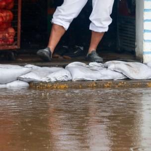 Onemi reporta 206 personas damnificadas y más de 1.000 viviendas dañadas por paso de sistema frontal