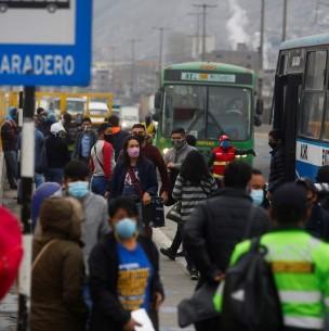Perú supera los 300.000 casos de coronavirus: Cuatro días después de iniciar desconfinamiento gradual