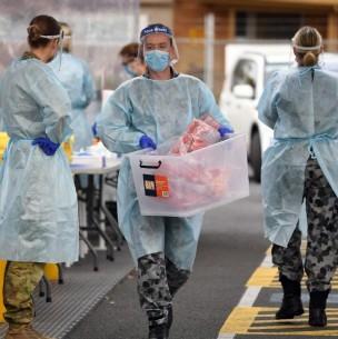 Rebrote de coronavirus obliga el cierre de fronteras en los estados más poblados de Australia