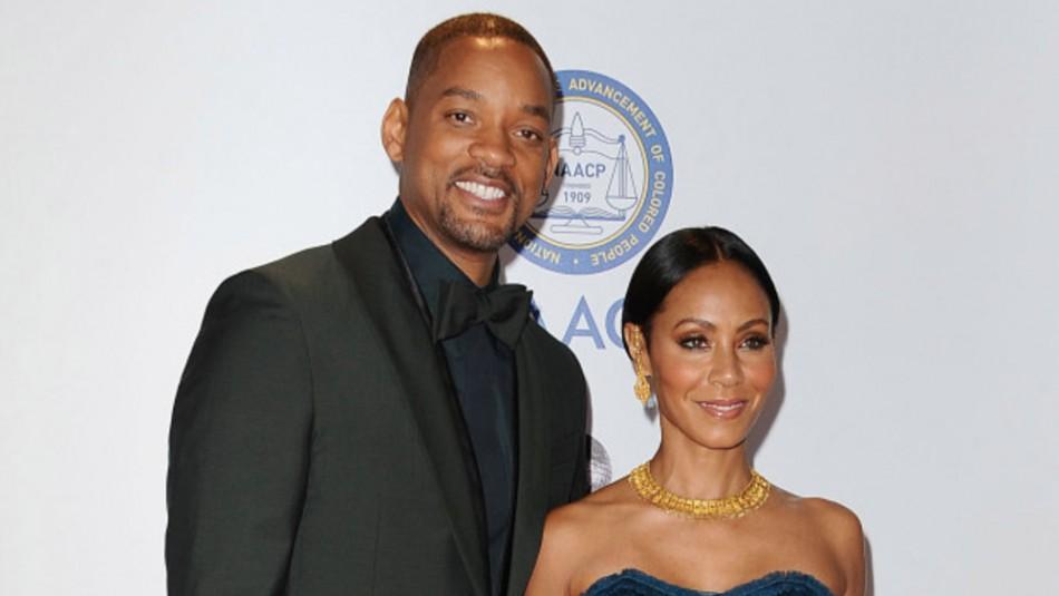 Supuesto amante de la esposa de Will Smith asegura que actor aprobó el affaire entre ellos