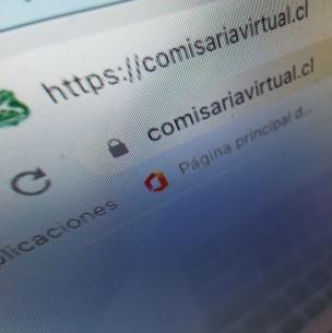 Carabineros informa que Comisaría Virtual