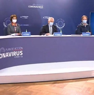 Coronavirus en Chile: Balance oficial martes 7 de julio 2020