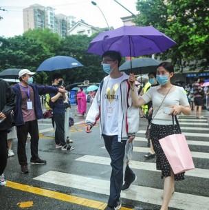 Pekín no reporta nuevos contagios por primera vez desde el rebrote de junio