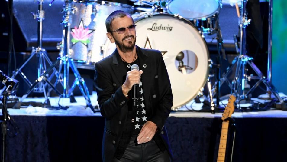 Sigue en vivo el concierto de Ringo Starr junto a grandes artistas para celebrar su cumpleaños